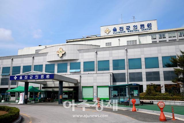 [코로나19 영남권 현장]울진군의료원, 감염병 전담병원 지정 해제