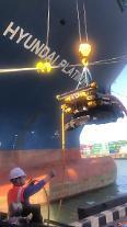 現代商船、船体掃除に潜水ロボット投入...「費用・時間の減少」