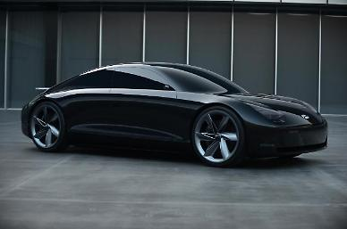 ​Hyundai unveils concept EV Prophecy expressing latest design philosophy