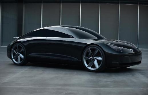 Hyundai công bố ý tưởng dòng xe EV Prophecy thể hiện triết lý thiết kế mới nhất