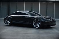 """現代自、電気自動車コンセプトカー「Prophecy」公開···""""究極の自動車"""""""