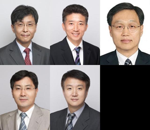 금감원, 김종민·이진석·박상욱 등 신임 부원장보 5명 선임