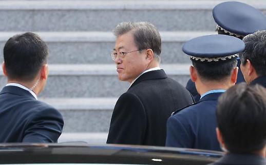 【新冠疫情】韩总统文在寅通过SNS发表感谢信:国民孕育着希望