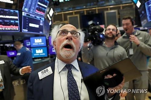 【纽约股市】新冠疫情持续扩散担忧加深 道琼斯指数跌幅再破3%