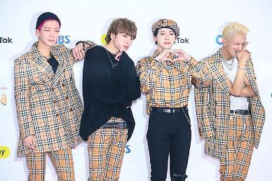 [Coronavirus] K-pop stars go online as coronavirus thwarts live shows: Yonhap