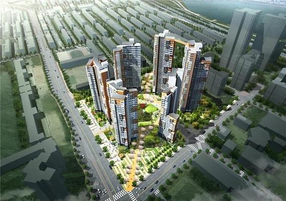 신반포15차 시공사 선정 재입찰에 삼성·대림·호반 3파전