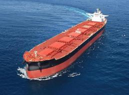 .Hyundai shipyard and KCC develop solvent-free coating for very large ore carrier.
