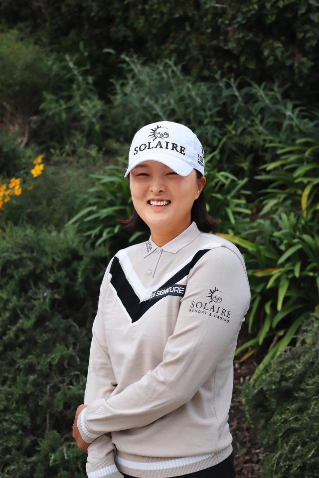 고진영, 필리핀 솔레어와 메인 후원 계약…박성현과 한솥밥