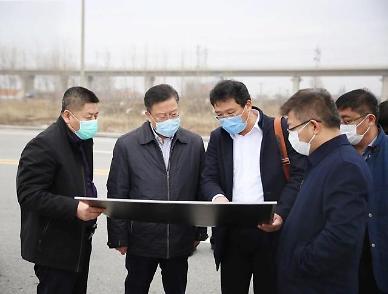 옌타이 고신구 '진산완 프로젝트' 현장점검 [중국 옌타이를 알다(444)]