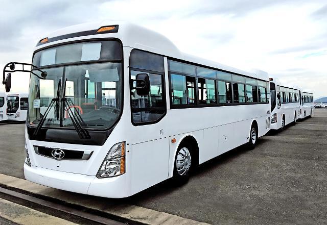 현대차, 투르크메니스탄에 대형버스 400대 공급…730억원 규모