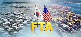 .韩美FTA迎生效8周年 双边货物贸易额和相互投资金额均增加.