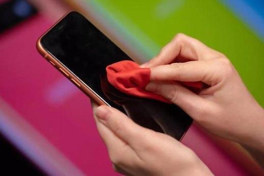研究称新冠病毒沾附手机可存活96小时 手机消毒的正确方式是?