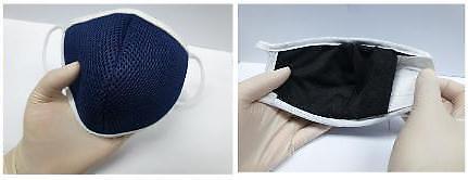 韩国科研团队成功研发可水洗口罩材料