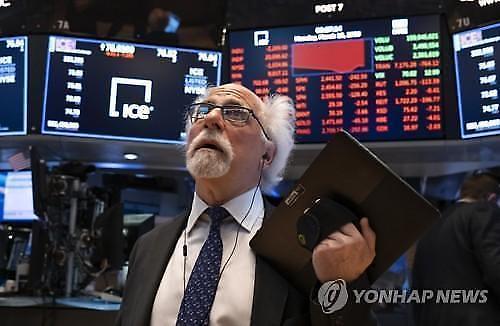 """【纽约股市】道琼斯指数暴跌13% 美联储出手后还是""""黑色星期一"""""""
