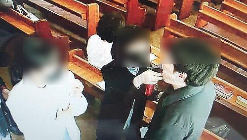 """韩一教会""""土味儿""""防疫导致集体感染"""
