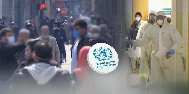 韩国将与世卫组织合作开展新冠病毒队列研究