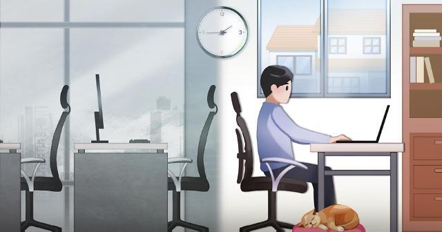 韩推广公务员弹性办公严防机关再发疫情