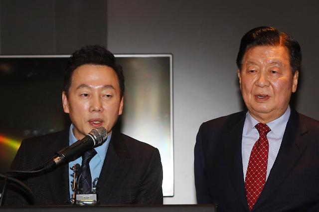 조국, 열린민주당 비례공천 참여 고사…최강욱·주진형은 참여