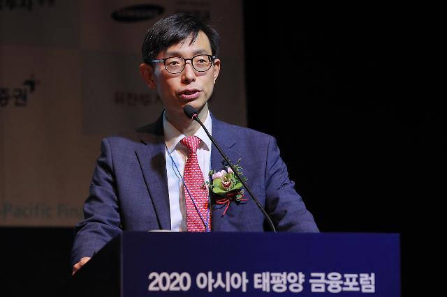 """[2020 아태금융포럼] 인호 """"블록체인 기반 C2C금융 4~5년 내 본격화될 것"""""""