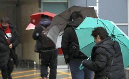 .超级强风来袭 韩政府强调管理好筛查诊所等户外设施.