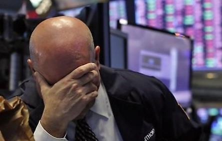 [纽约股市收盘] 道琼斯跌破2万点 直升机撒钱依旧碎一地