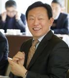 .辛东彬当选日本乐天控股会长 下月1日正式就职.