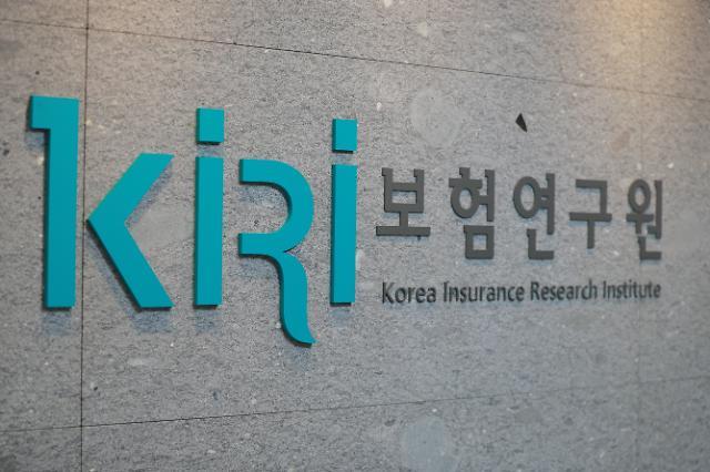 [아주초대석] 보험산업의 씽크탱크 보험연구원…위기의 보험산업 대안 제시