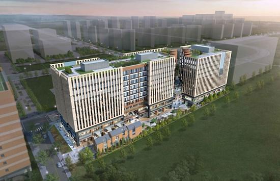 김포 한강신도시 지식산업센터 '디원시티 시그니처' 4월 분양