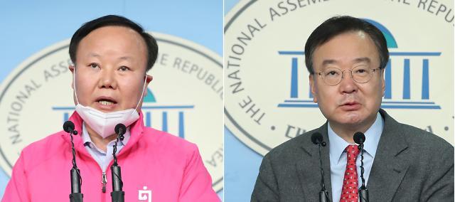 통합당 김재원·강효상, 서울 지역구 경선 패배…공천 탈락