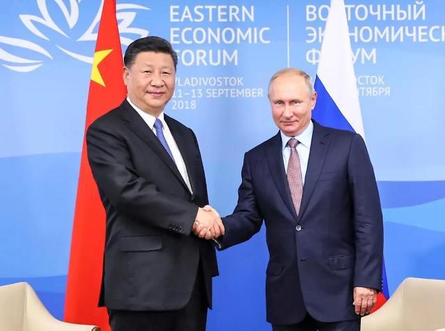 러시아 코로나19 확산 속 시진핑-푸틴 통화... 양국 공조 방안 논의