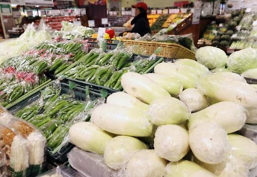 新冠疫情下消费萎缩 韩2月生产者物价指数环比下滑0.3%