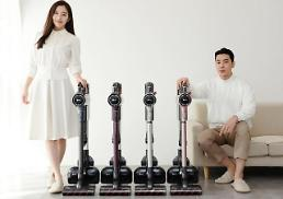 .LG releases new smart cordless vacuum cleaner with mopping capability.