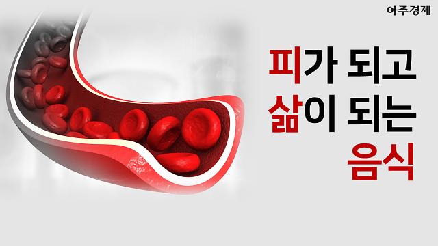 혈액과 혈관을 건강하게 만들어주는 음식들 [카드뉴스]