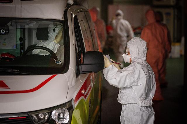 [Coronavirus] Doctors trying hard to keep alive patient showing cytokine storm