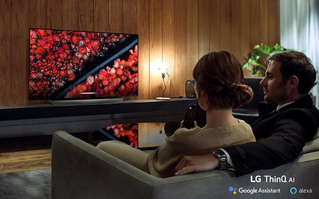 LG 올레드 TV, 美 컨슈머리포트 올해 최고의 TV 선정