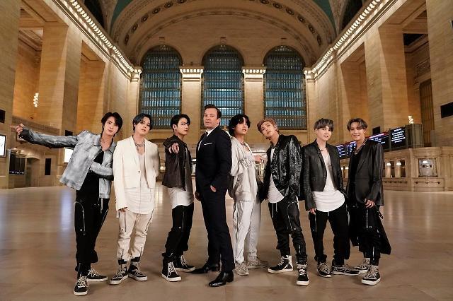 """""""Learn Korean with BTS""""明日上线 防弹少年团变身最帅韩语老师"""