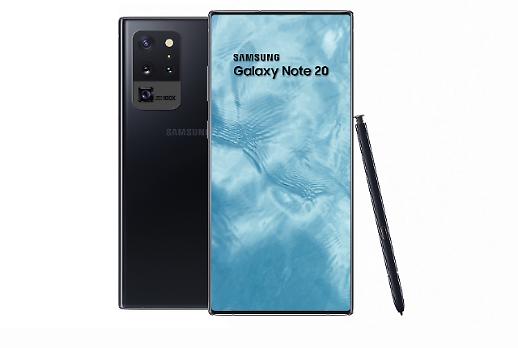 三星Galaxy Note 20或提前发布 与S20系列相差无几