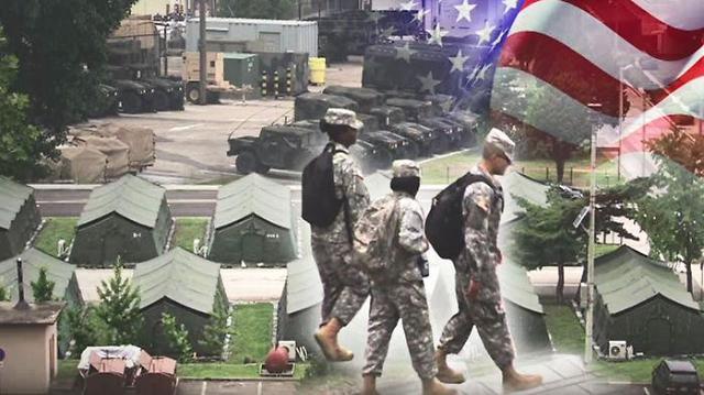 韩国平泽驻韩美军基地一名美军死亡