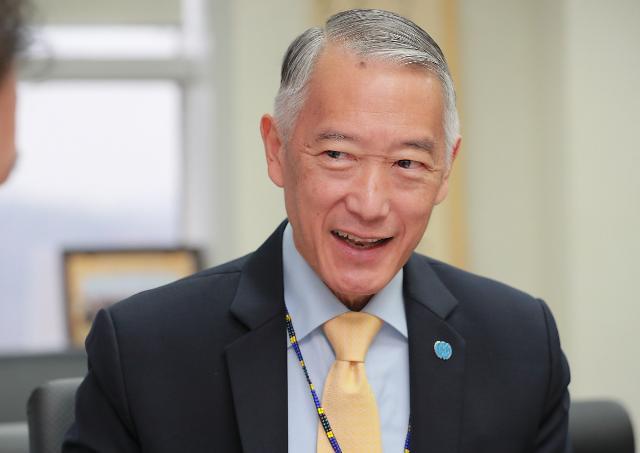 [Interview] International Vaccine Institute emphasizes development of universal vaccine