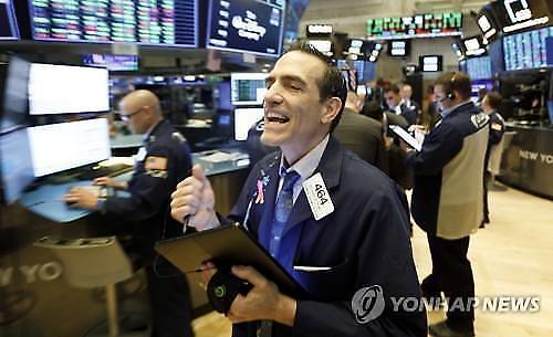 【纽约股市收盘】 道指11.4%↑…创87年来最大涨幅…对刺激政策协议的期待感