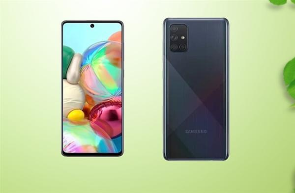 三星Galaxy A71 5G版入网工信部 价格亲民意欲抢占中国5G市场