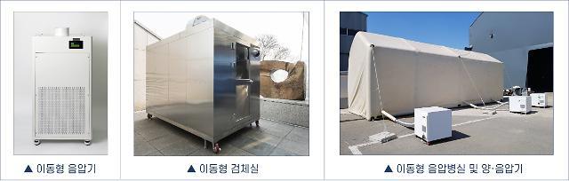 S.Korea works on standardized performance certification of mobile negative-pressure equipment