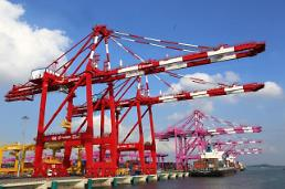 .仁川港今年前两月吞吐量同比下滑2.4% 强化线上营销.