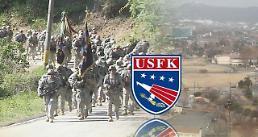 .美军通报韩籍雇员下月起无薪休假.