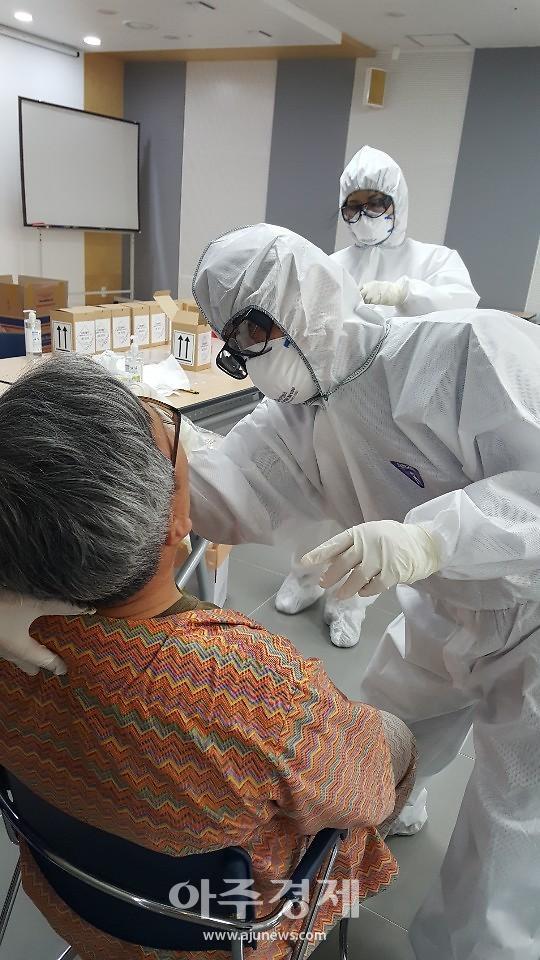 포항시, 요양병원 안전지대 확인…28개 병원 표본 진단검사 음성 확인