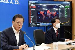 .文在寅今将出席G20领导人视频峰会.