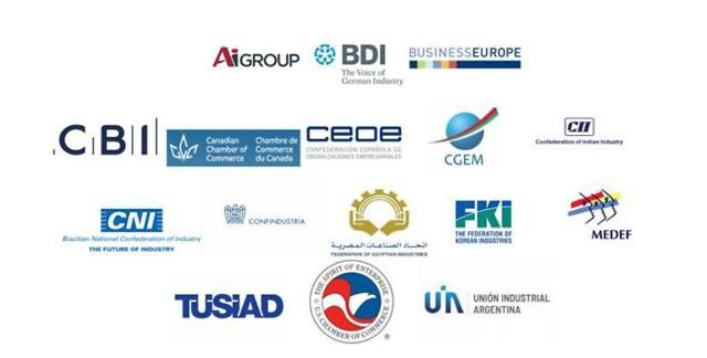 世界经济团体联合向各国建议保障企业人士活动