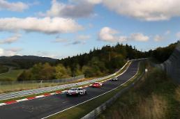 ハンコックタイヤ、ドイツ「ニュルブルクリング耐久レースシリーズ」公式後援