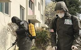 .驻韩美军基地再次出现新冠肺炎确诊患者.