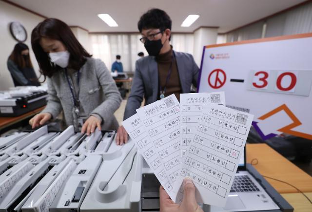 21대 총선후보 전과기록 36%...민주당·배당금당 순